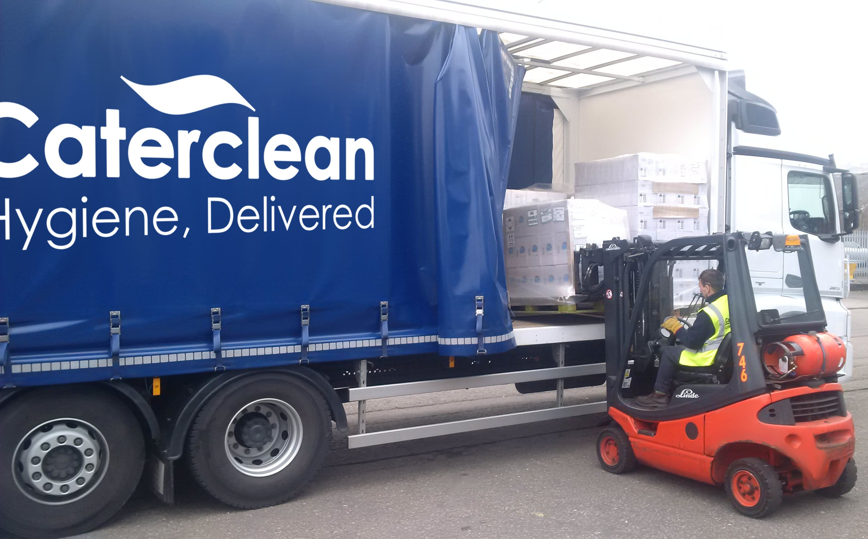 Caterclean Delivery