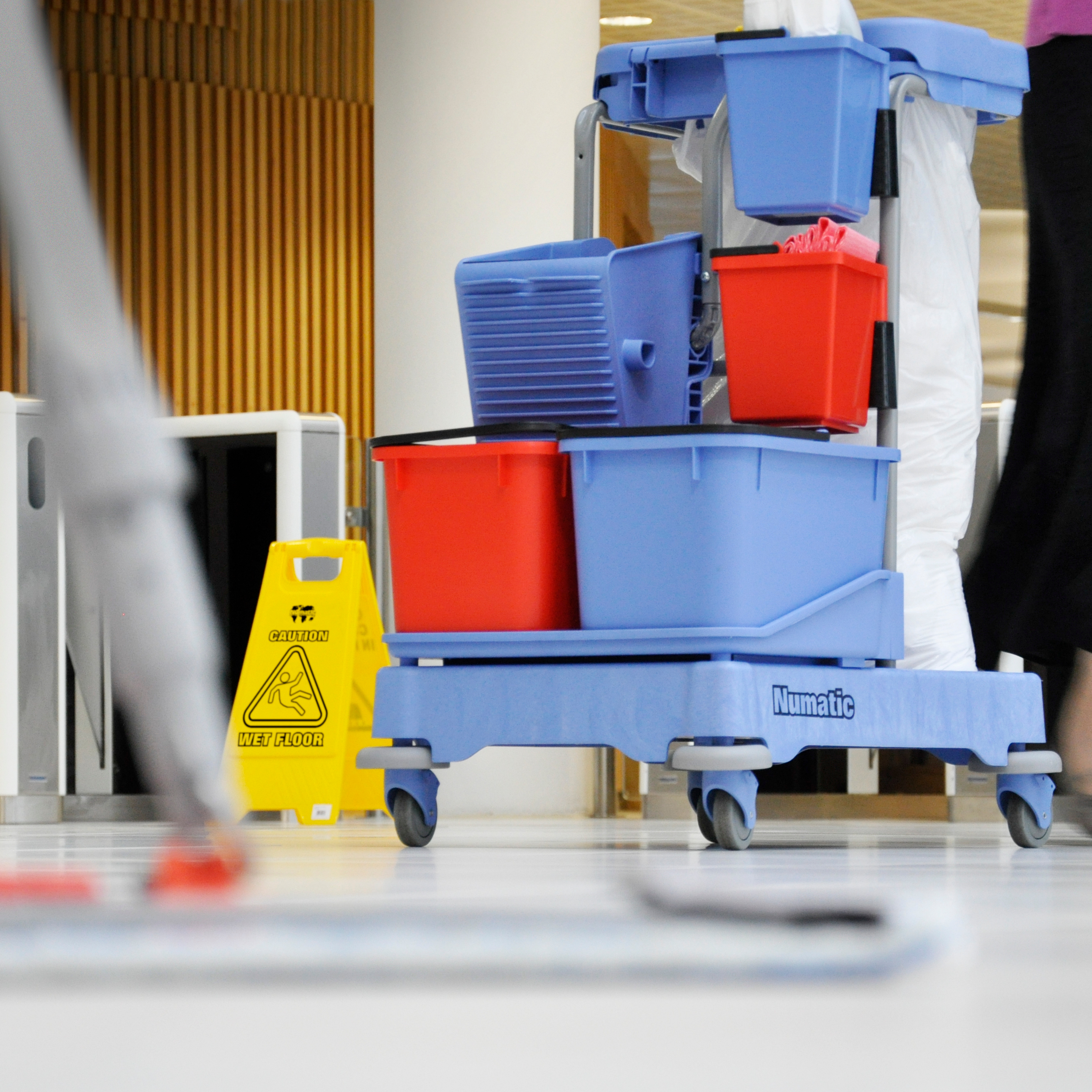 Cleaning Equipment Category