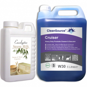 Poolside Cleaner & Leisure Products