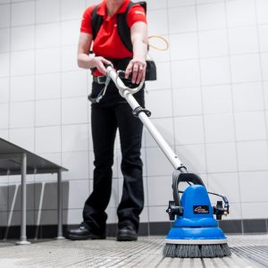 Small Area Scrubbing Machines