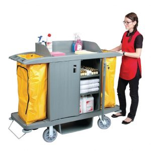 Janitorial Trolleys & Carriers