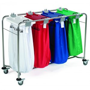 Laundry Trolleys & Bags
