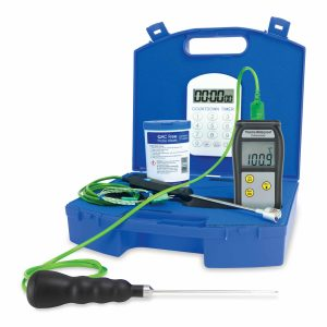 Thermometers & Probe Wipes