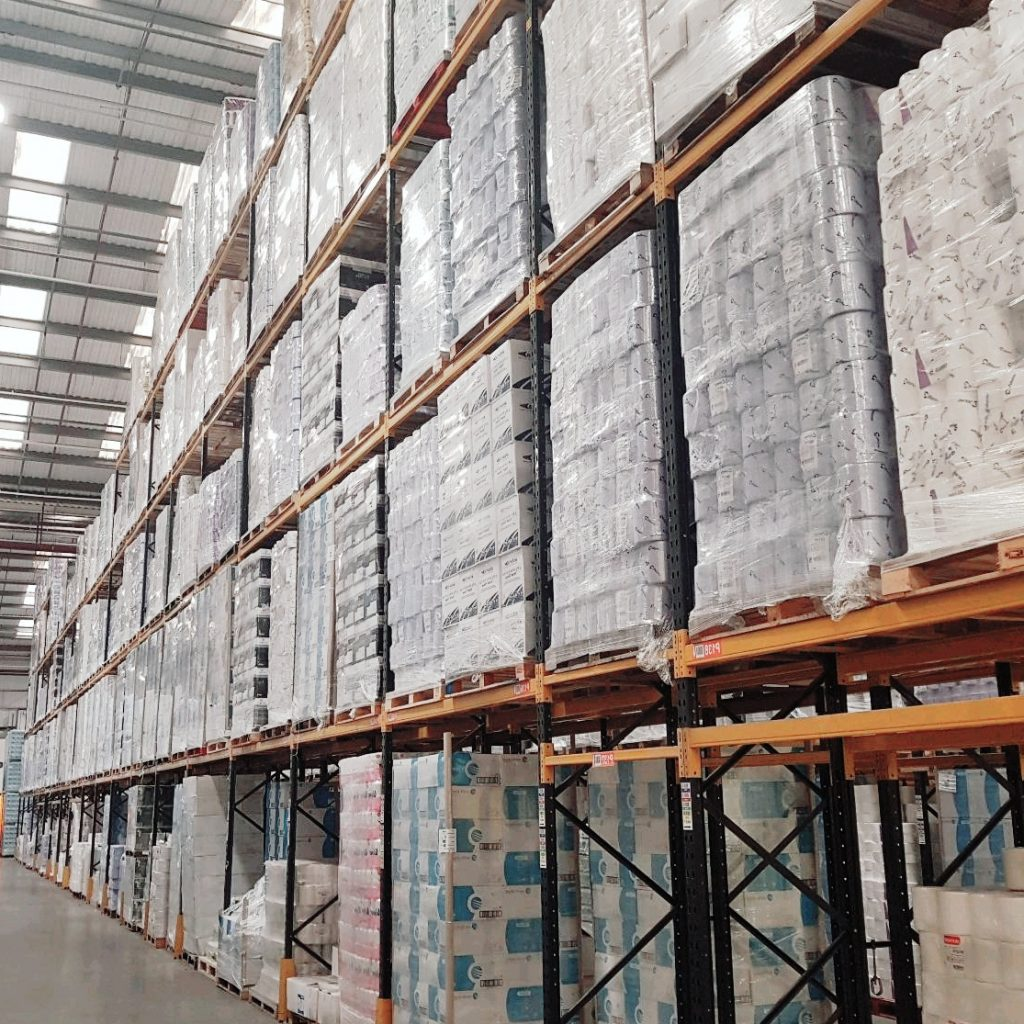 Caterclean Paper Warehouse