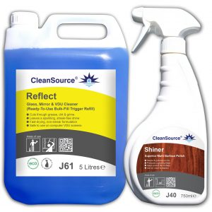Glass Cleaner & Polishes