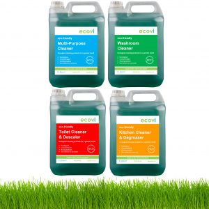 ecovi™ Ecological Cleaning Products