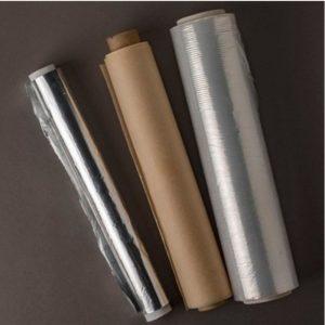 Clingfilm, Foil & Baking Parchment